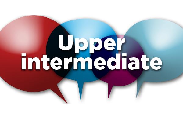 Nivel 5. UPPER INTERMEDIATE